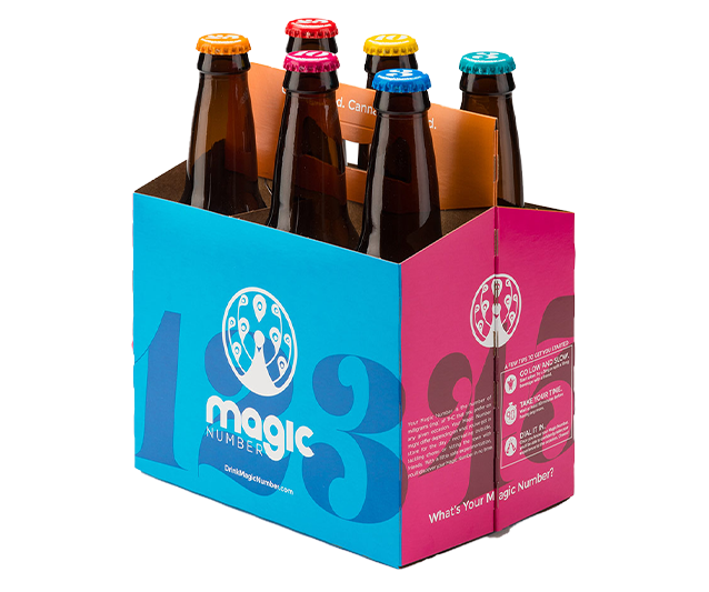 Magic Number Six Pack