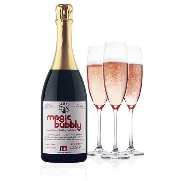 Magic Number Bubbly 2020
